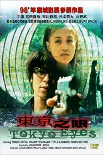 Poster of Tokyo Eyes