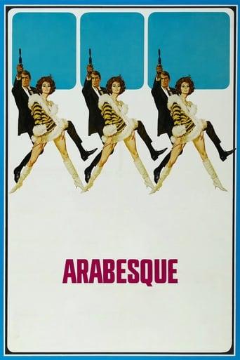 Poster of Arabesque
