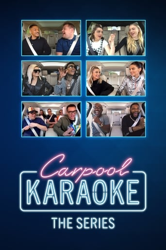 Poster of Carpool Karaoke