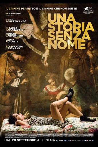 Poster of The Stolen Caravaggio