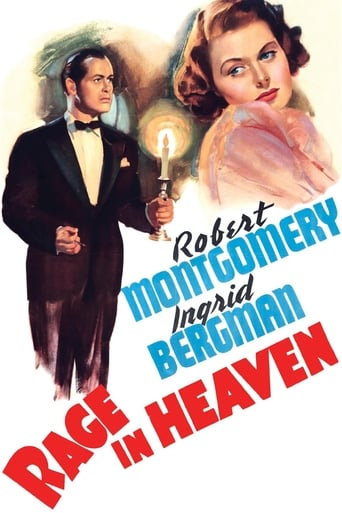 Poster of Rage in Heaven