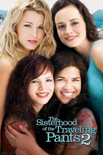 Poster of The Sisterhood of the Traveling Pants 2