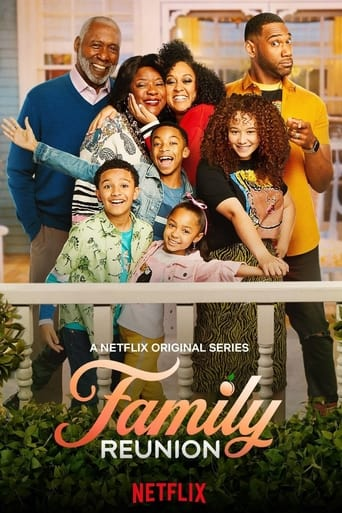 Poster of Family Reunion
