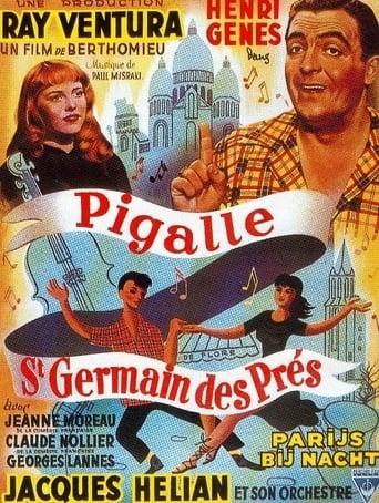 Poster of Pigalle-Saint-Germain-des-Prés