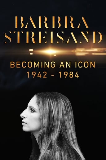 Poster of Barbra Streisand: Becoming an Icon 1942–1984