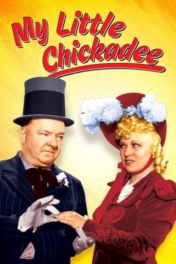 Poster of My Little Chickadee