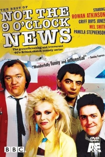 Poster of Not the Nine O'Clock News