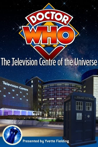 Poster of Doctor Who: The Television Centre of the Universe