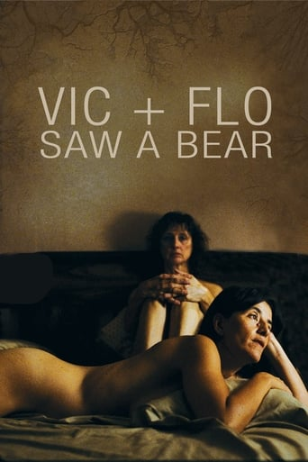 Poster of Vic+Flo Saw a Bear