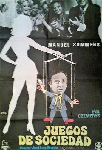 Poster of Juegos de sociedad