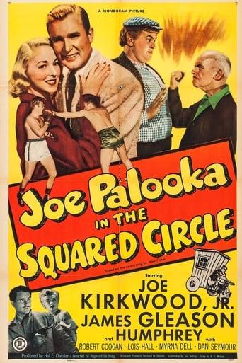 Poster of Joe Palooka in the Squared Circle
