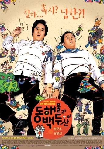 Poster of North Korean Guys