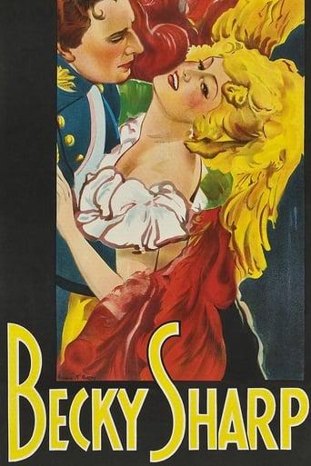 Poster of Becky Sharp