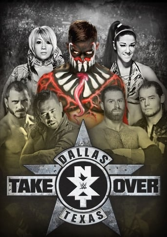 Poster of NXT TakeOver: Dallas