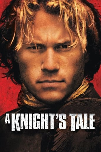 Poster of A Knight's Tale