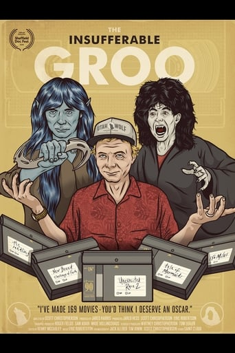 The Insufferable Groo poster