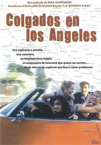 Poster of Colgados en Los Ángeles