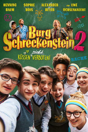 Filmplakat von Burg Schreckenstein 2