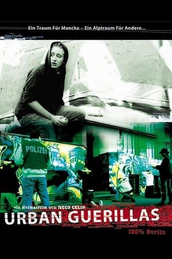 Poster of Urban Guerillas