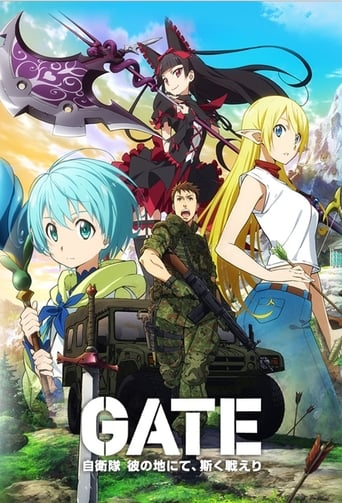 Poster of Gate