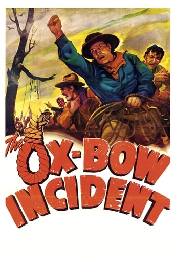 Poster of The Ox-Bow Incident