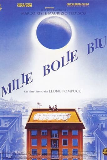 Poster of Mille bolle blu