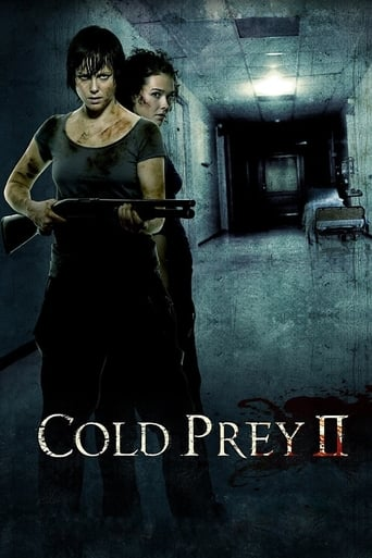 Poster of Cold Prey II
