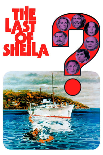 Poster of The Last of Sheila