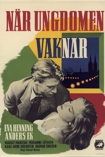 Poster of När ungdomen vaknar