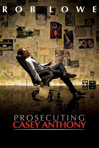 Poster of Prosecuting Casey Anthony