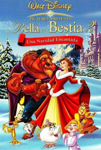 Poster of La Bella y la Bestia 2: Una Navidad Encantada