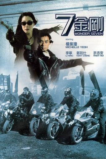 Poster of Wonder Seven