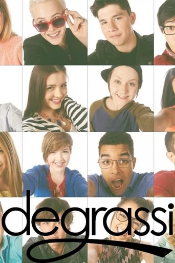Poster of Degrassi
