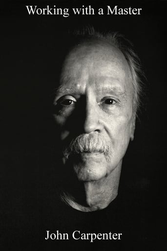 Working with a Master: John Carpenter poster
