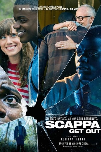 Poster of Scappa - Get Out