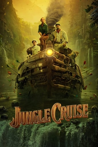 Poster of Jungle Cruise