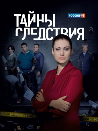 Poster of Secrecy of the investigation