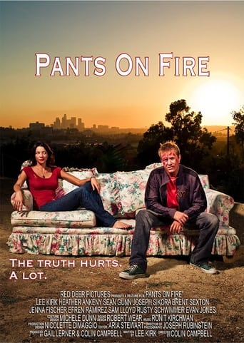Poster of Pants on Fire