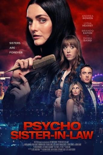 Poster of Psycho Sister-In-Law