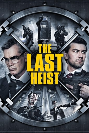 Poster of The Last Heist