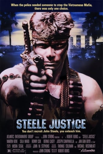 Poster of Steele Justice