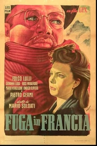 Poster of Escape to France