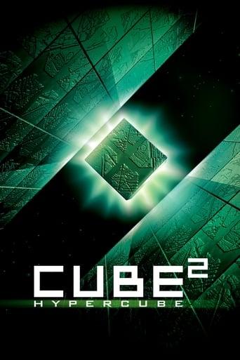 Poster of Cube 2: Hypercube