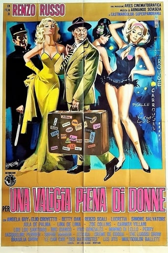 Poster of Per una valigia piena di donne