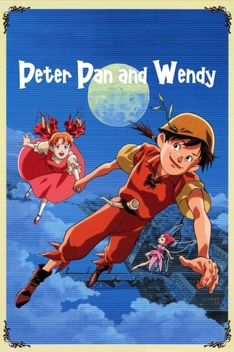 Poster of The Adventures of Peter Pan