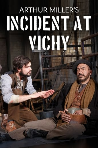 Poster of Incident at Vichy