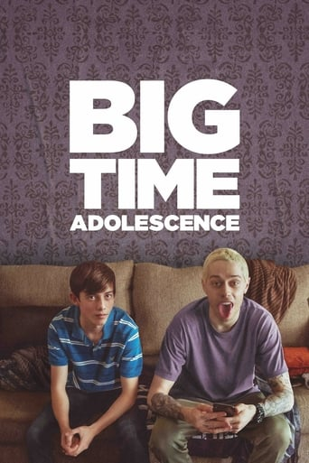 Poster of Big Time Adolescence