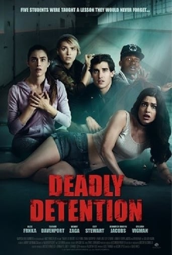 Poster of The Detained