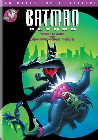 Poster of Batman Beyond: Tech Wars / Disappearing Inque