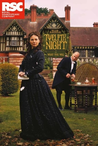 Poster of RSC Live: Twelfth Night